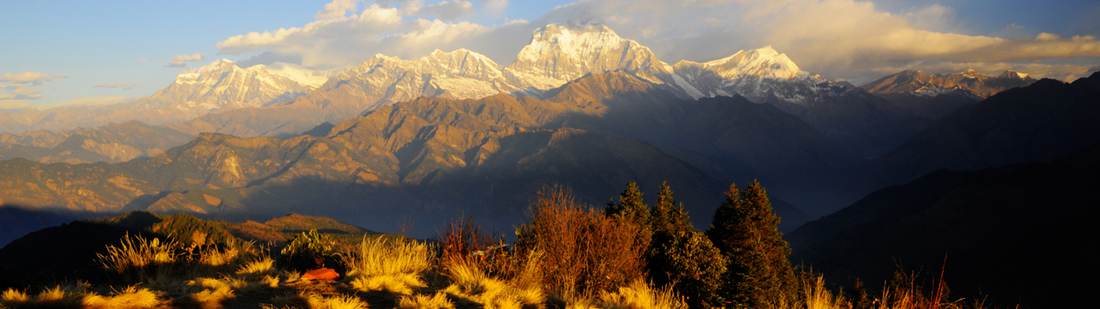 Sunrise in Poonhill,Ghorepani